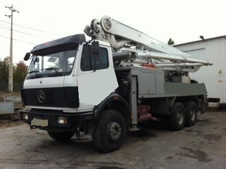 pumpa za beton MERCEDES-BENZ 2629