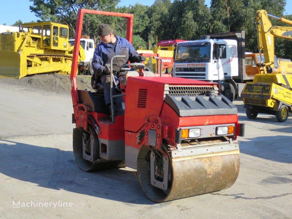 valjak za asfalt HAMM HD10
