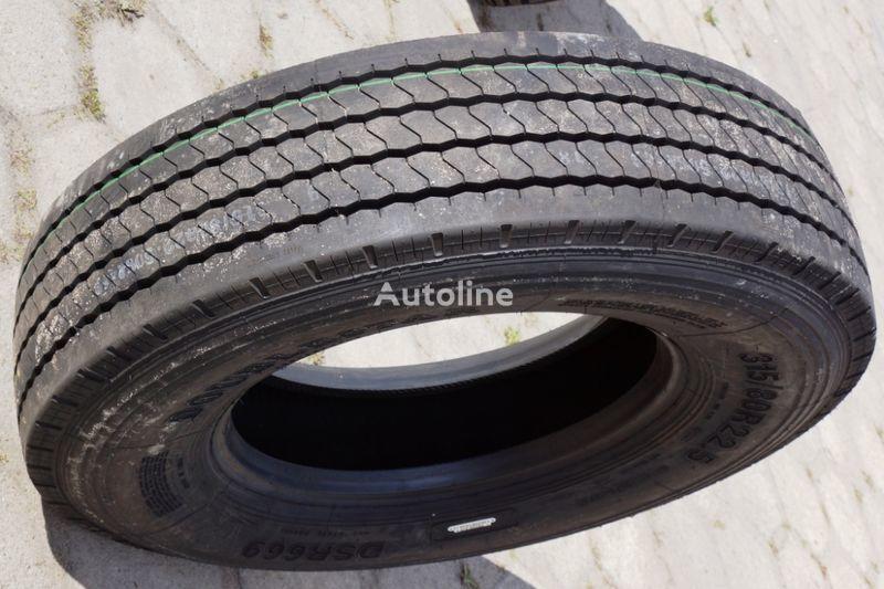 nova guma za kamione Doublestar FRONT STZ / EU CERTIFY / EXPORT / 0,00 VAT 315/80 R 22.50