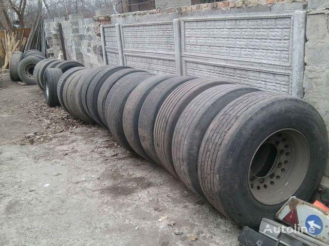 guma za kamione Michelin Bridgestone, Dunlop, Sava  385/65 R 22.50