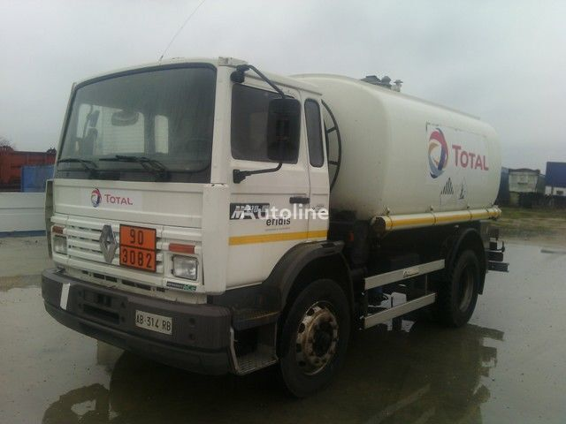 autocisterna za gorivo RENAULT MIDLINER 210