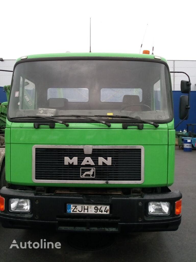 kamion autopodizač kontejnera MAN 18.222