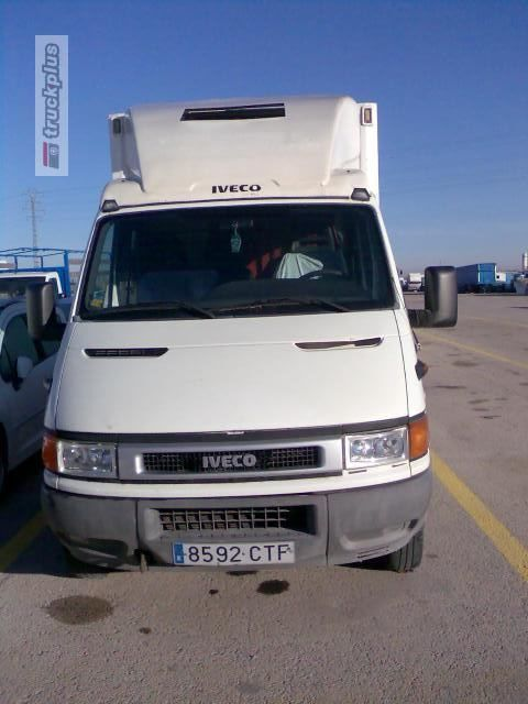 kamion furgon IVECO DAILY 35C13