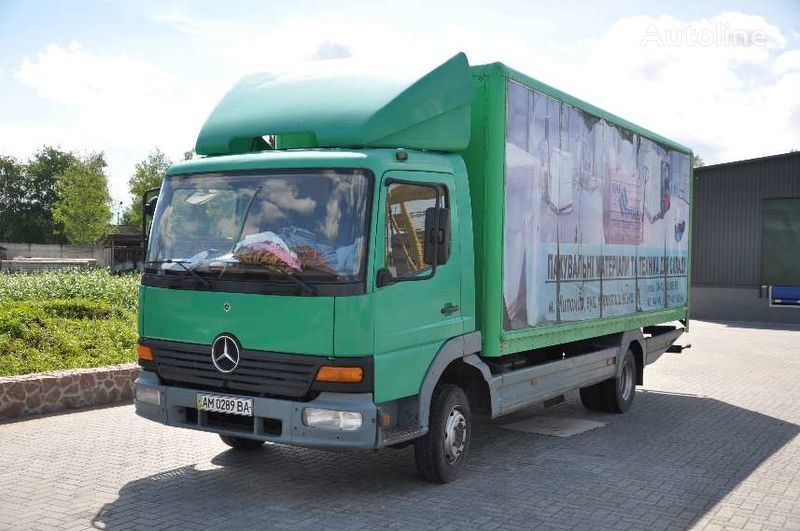 kamion furgon MERCEDES-BENZ Altego 815