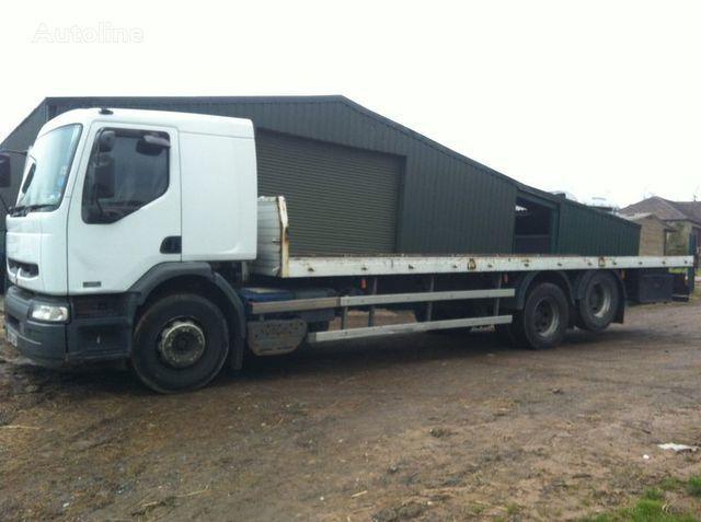 kamion platforma RENAULT PREMIUM 320 DCI