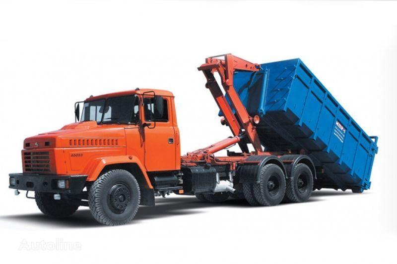 kamion rol kiper KRAZ 65053 MPR-1