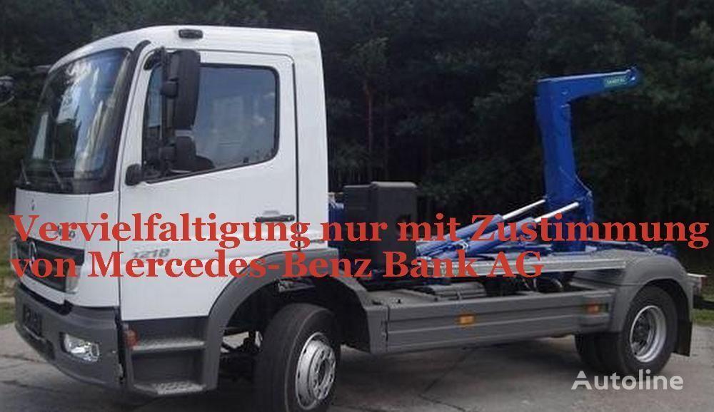 kamion rol kiper MERCEDES-BENZ Atego 1218
