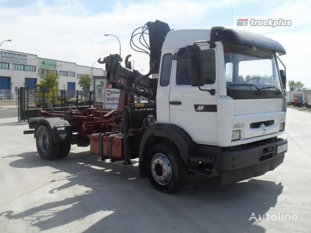 kamion rol kiper RENAULT MIDLINER M 250
