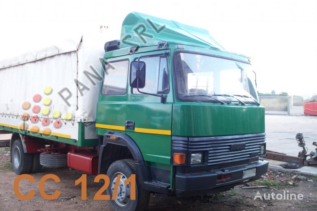 kamion s ceradom IVECO 135 17