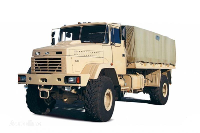 kamion s ceradom KRAZ 5233VE