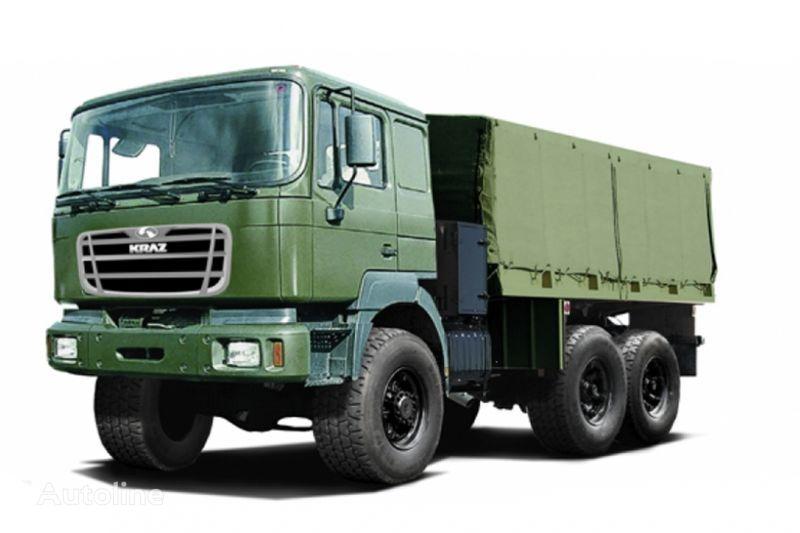 kamion s ceradom KRAZ V12.2MEH