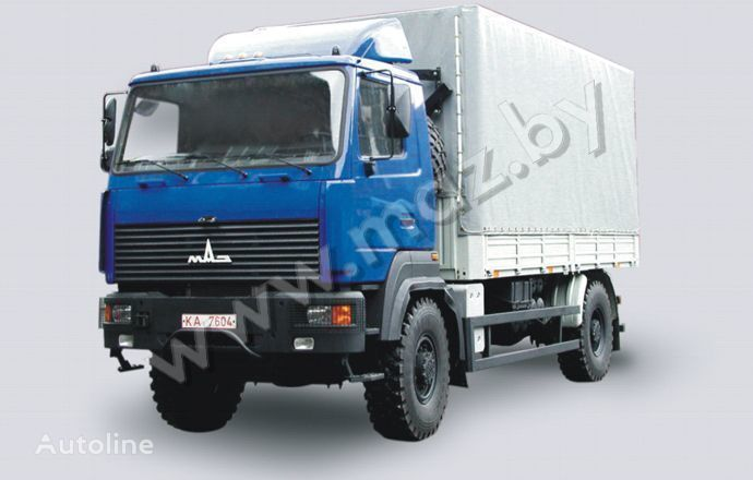 kamion s ceradom MAZ 5309 Polnoprivodnyy