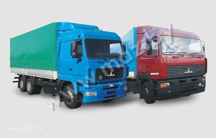 kamion s ceradom MAZ 6312 (A5, A8, A9)