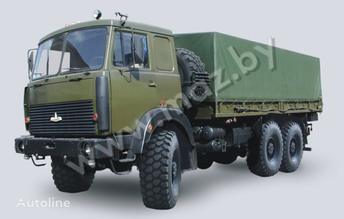 kamion s ceradom MAZ 6317 (08, 09) Polnoprivodnyy