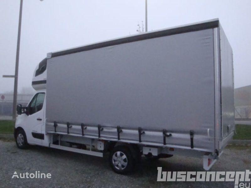novi kamion s ceradom OPEL Movano 10EP
