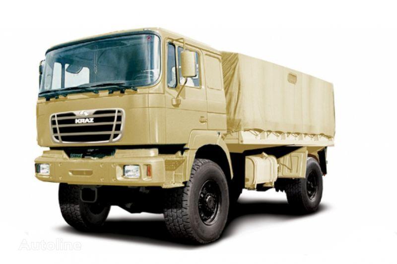 kamion s ravnom platformom KRAZ V6.2MEH