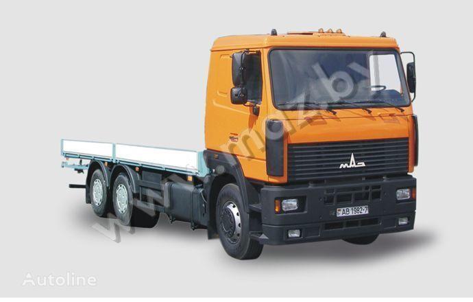 kamion s ravnom platformom MAZ 6312 A5