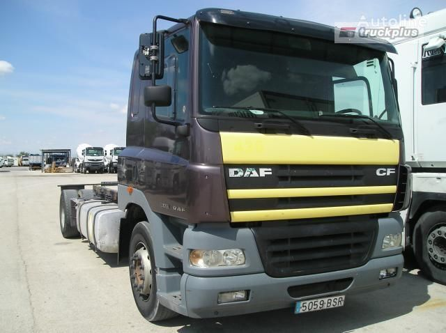 kamion-šasija DAF FA 85 CF 340