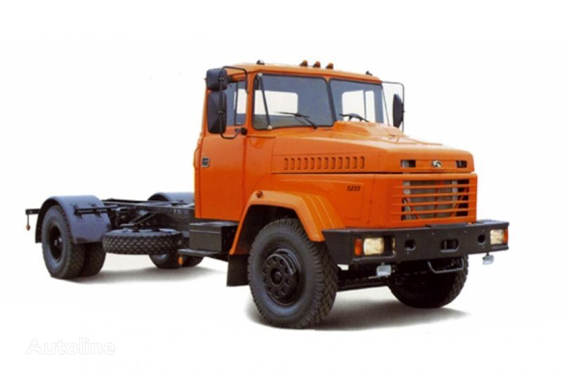 kamion-šasija KRAZ 5233N2
