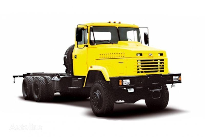 kamion-šasija KRAZ 63221 tip 2