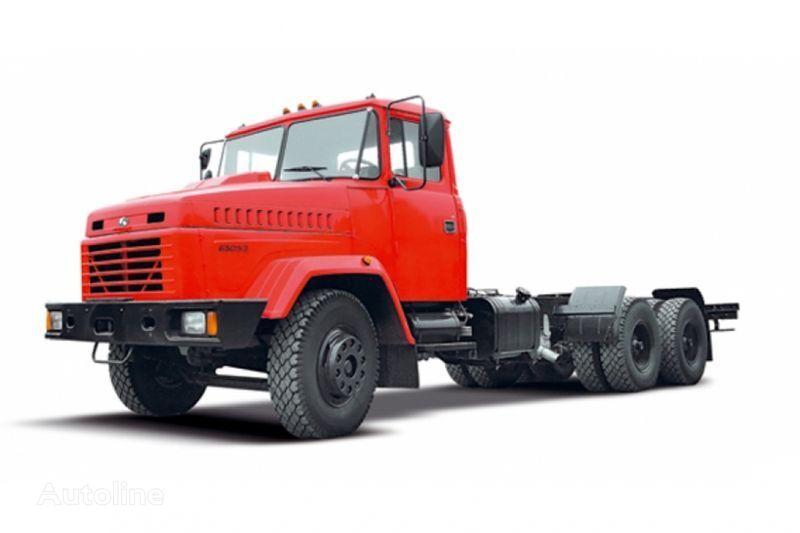 kamion-šasija KRAZ 65053