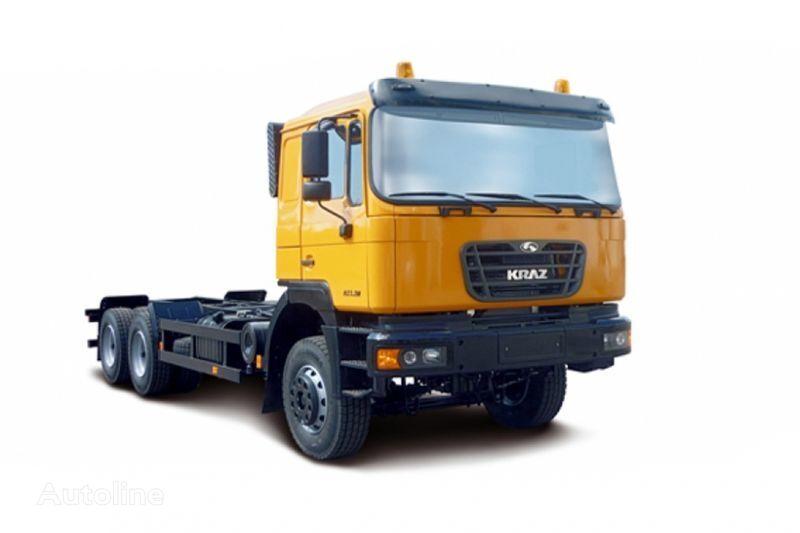 kamion-šasija KRAZ H23.2M