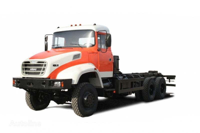 kamion-šasija KRAZ N20.1H
