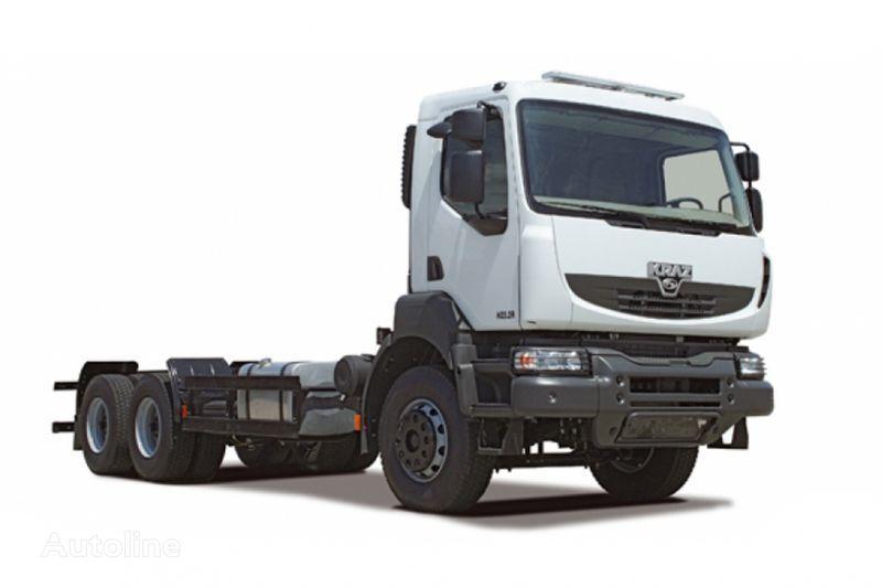 kamion-šasija KRAZ N23.2R