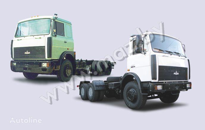 kamion-šasija MAZ 6303