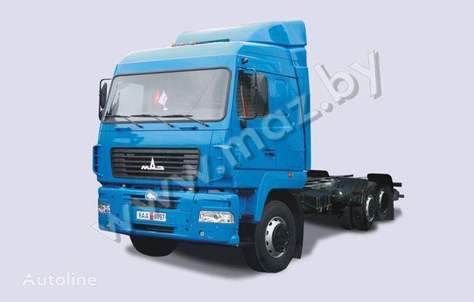 kamion-šasija MAZ 6310