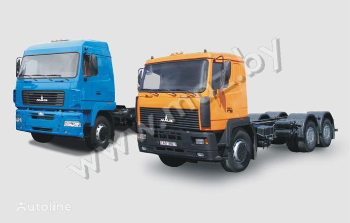 kamion-šasija MAZ 6312