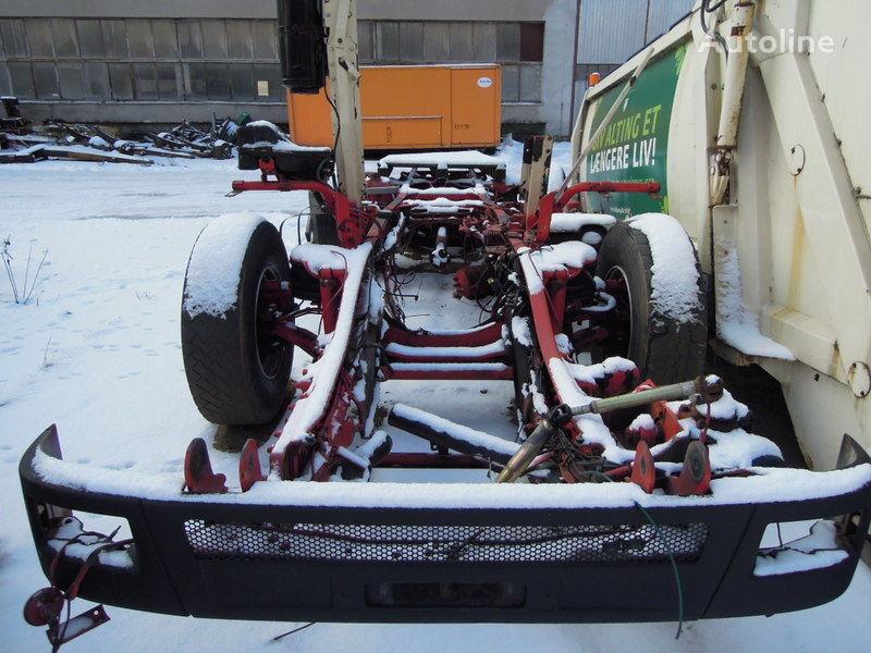 kamion-šasija MERCEDES-BENZ 2628