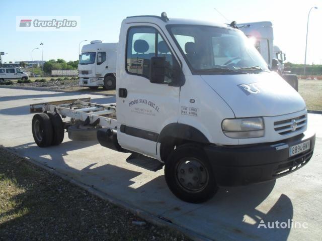 kamion-šasija RENAULT MASCOTT 130.65