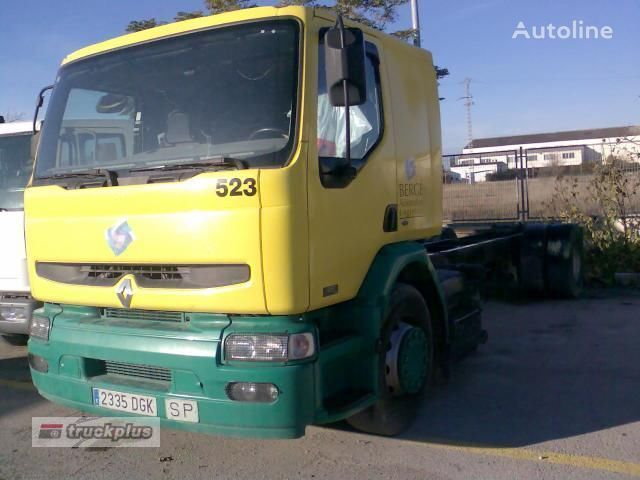 kamion-šasija RENAULT PREMIUM 420