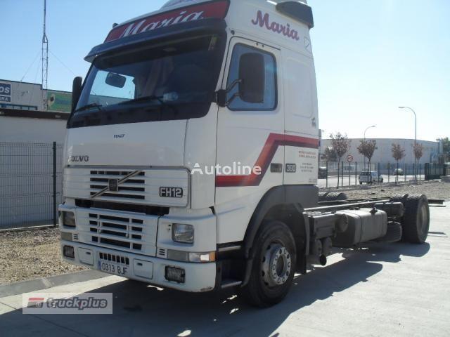 kamion-šasija VOLVO FH 12 .380