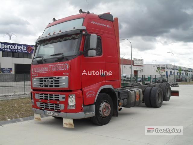 kamion-šasija VOLVO FH 12 .460 GLOBE