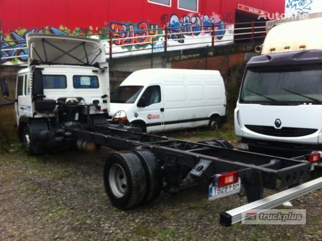 kamion-šasija VOLVO FL 614 G