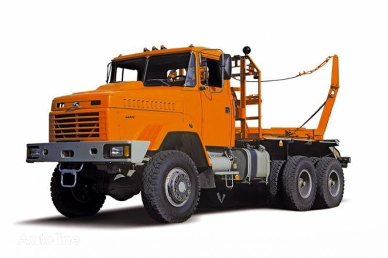 kamion za prevoz drva KRAZ 64372 tip 2