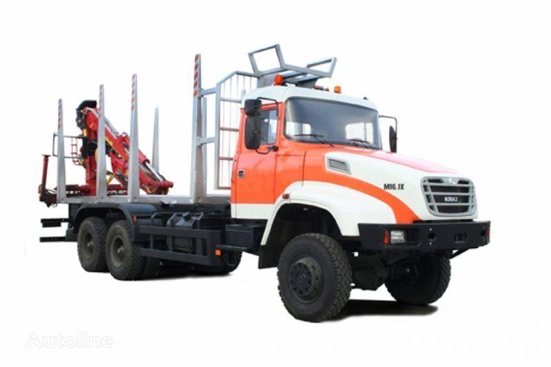 kamion za prevoz drva KRAZ M16.1H