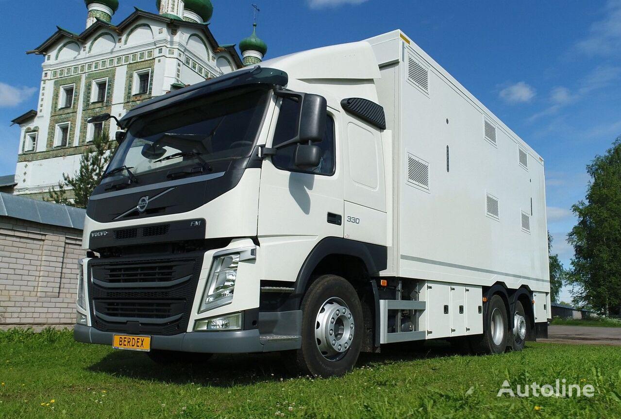 novi VOLVO FM kamion za prevoz stoke
