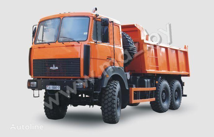 kiper MAZ 6517 Polnoprivodnyy