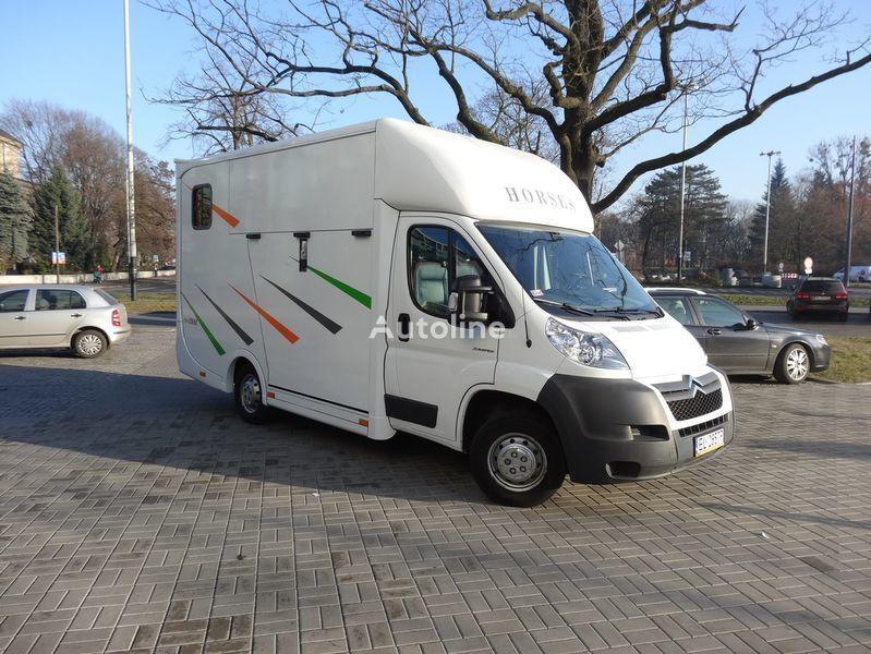 kamion za prevoz konja CITROEN Jumper