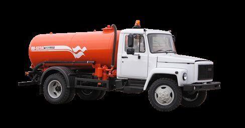 autofekalac GAZ Vakuumnaya mashina KO-522B