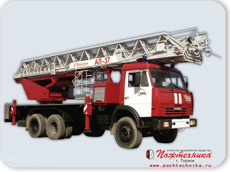 automehaničke lestve KAMAZ AL-37