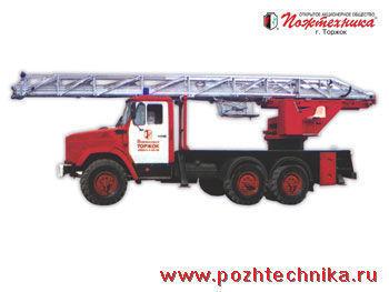 automehaničke lestve ZIL AL-30