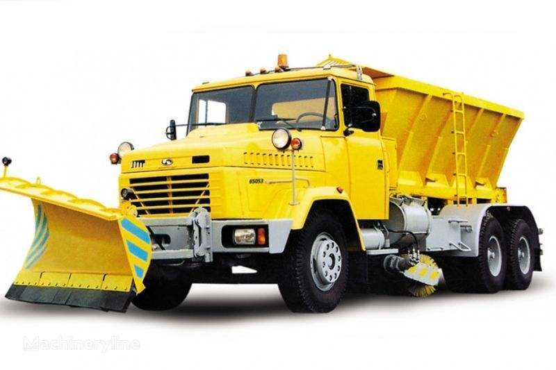 čistač snega KRAZ 65053 KDM-1522/1521