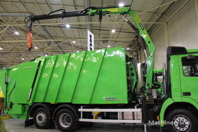 novi kamion za smeće FAUN POWERPRESS 520