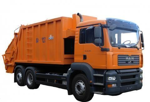 kamion za smeće MAN KO-427-46