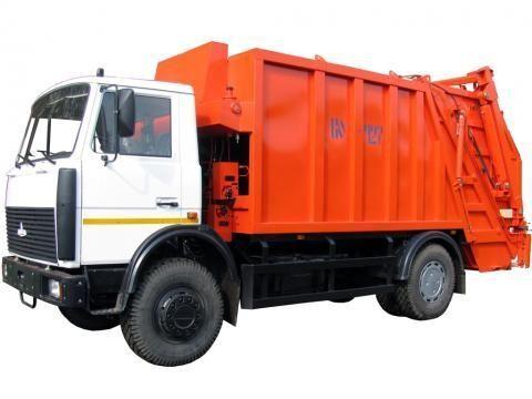 kamion za smeće MAZ KO-427-34
