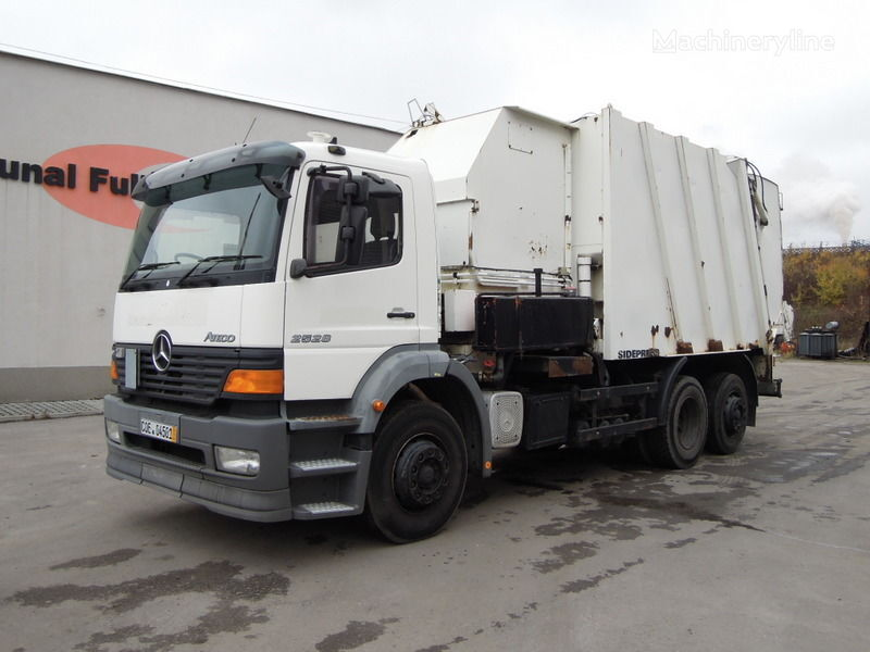kamion za smeće MERCEDES-BENZ Atego 2528 FOR PARTS